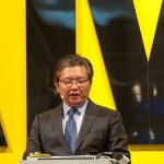 Takami Tsuchida President Nikon Europe