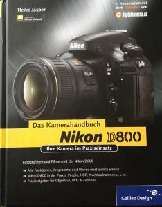 Das Kamerahandbuch Nikon D800